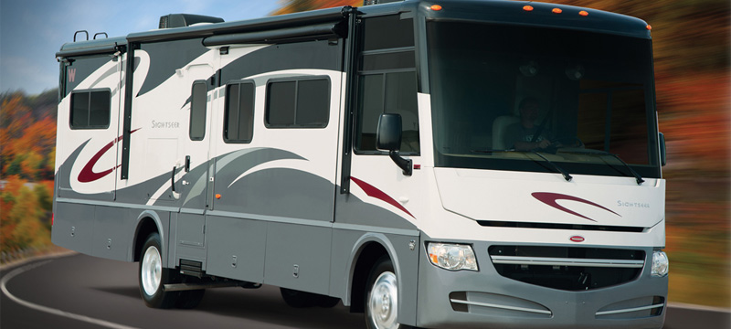 Our experienced team can service your RV